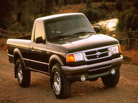 1995 ford ranger regular cab Exterior