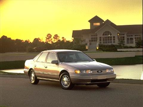 1995 Ford Taurus GL Sedan 4D  photo