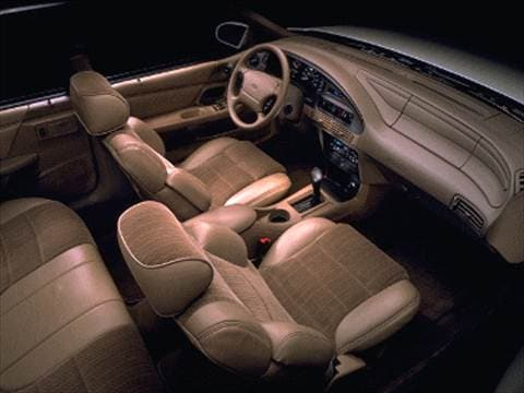 1995 ford taurus Interior