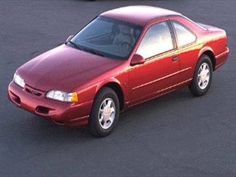 1995 Ford Thunderbird Super Coupe  photo