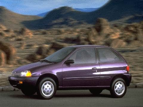 1995 geo metro | pricing, ratings & reviews | kelley blue book