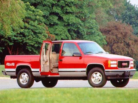1995 gmc 2500 club coupe Exterior