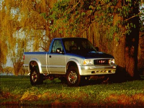 1995 gmc sonoma regular cab pricing ratings reviews. Black Bedroom Furniture Sets. Home Design Ideas