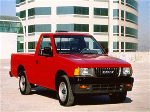 Isuzu Regular Cab