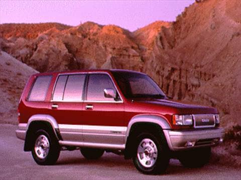 1995 isuzu trooper Exterior