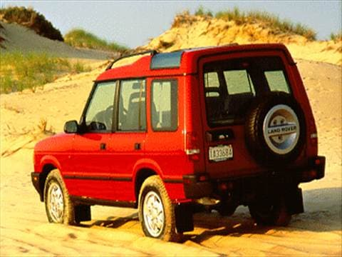 1995 land rover discovery Exterior