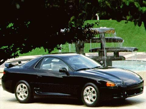 1995 mitsubishi 3000gt | pricing, ratings & reviews | kelley blue book