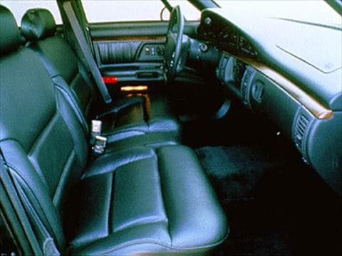 1995 oldsmobile 98 Interior