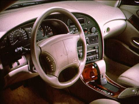 1995 oldsmobile aurora Interior