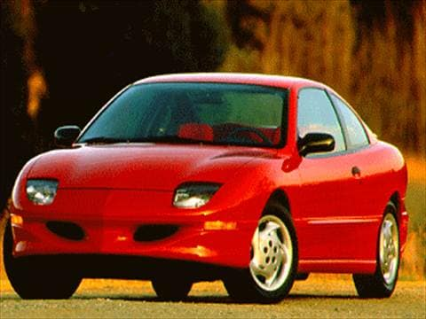 1995 Pontiac Sunfire   Pricing, Ratings & Reviews   Kelley ...