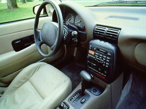 1995 saturn s series Interior