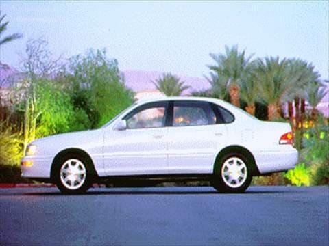 1995 Toyota Avalon | Kelley Blue Book