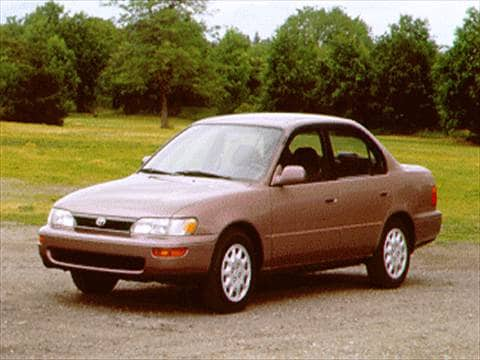 1995 Toyota Corolla Pricing Ratings Amp Reviews Kelley