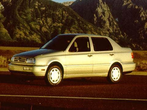 1995 Volkswagen Jetta Iii
