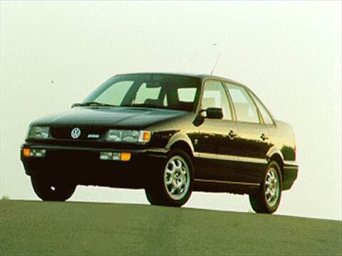 1995 Volkswagen Passat GLX Sedan 4D  photo