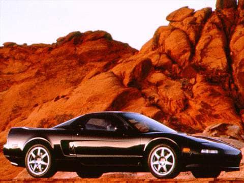 1996 Acura Nsx. Save Vehicle