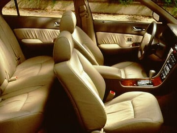 Acura Rl Frontrowseats Acrlint