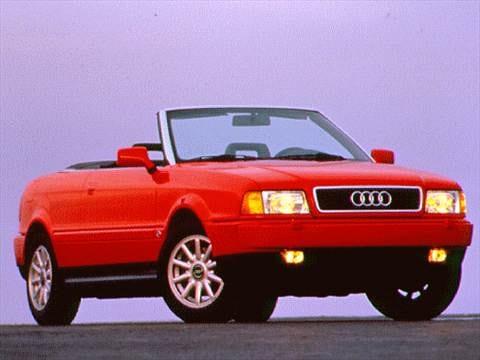 Audi Cabriolet Pricing Ratings Reviews Kelley Blue Book - Audi convertible