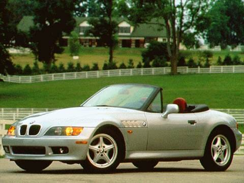 1996 Bmw Z3 Pricing Ratings Amp Reviews Kelley Blue Book