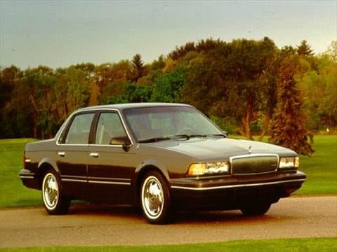 1996 Buick Century Pricing Ratings Amp Reviews Kelley Blue Book