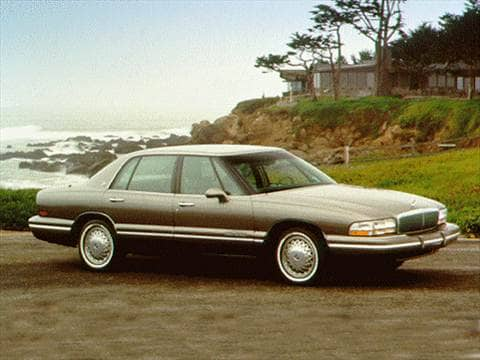 1996 buick park avenue pricing ratings reviews. Black Bedroom Furniture Sets. Home Design Ideas