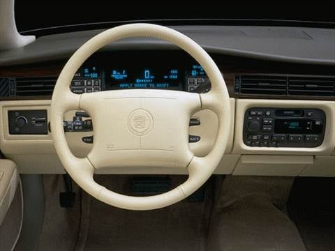 Retail Value Of Car >> 1996 Cadillac DeVille Concours Sedan 4D Pictures and ...