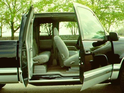 1996 chevrolet 1500 extended cab Exterior