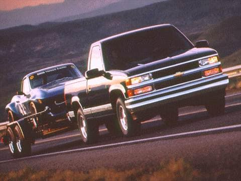 1996 Chevrolet 1500 Regular Cab