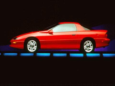 1996 Chevrolet Camaro Coupe 2D  photo