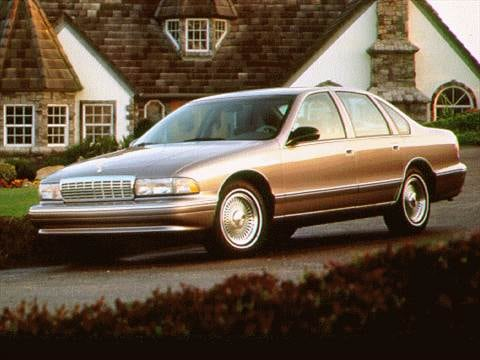 Chevrolet Caprice Classic | Pricing, Ratings, Reviews | Kelley Blue Book