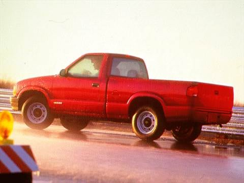 1996 chevrolet s10 regular cab