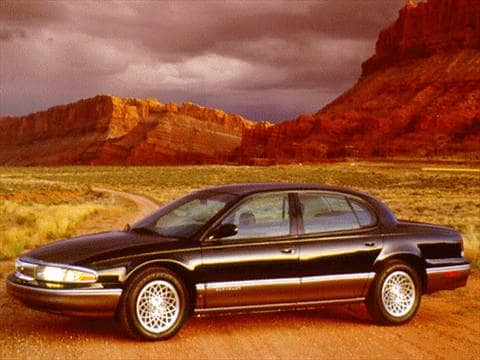 1996 Chrysler New Yorker