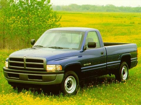 1996 dodge ram 1500 regular cab pricing ratings reviews kelley blue book. Black Bedroom Furniture Sets. Home Design Ideas