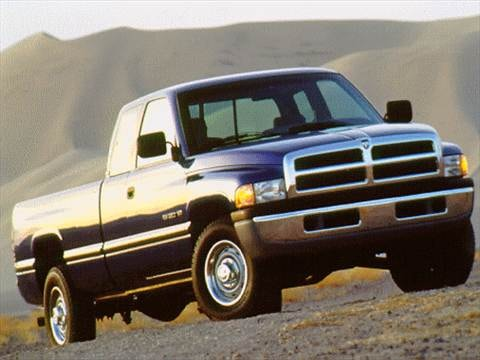 1996 dodge ram 2500 club cab Exterior