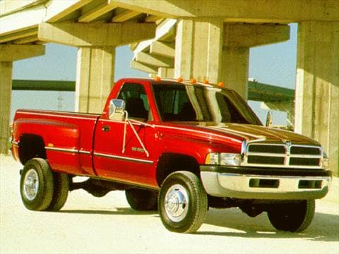 1996 dodge ram 3500 regular cab Exterior