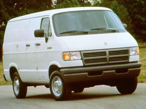 1996 Dodge Ram Van 3500