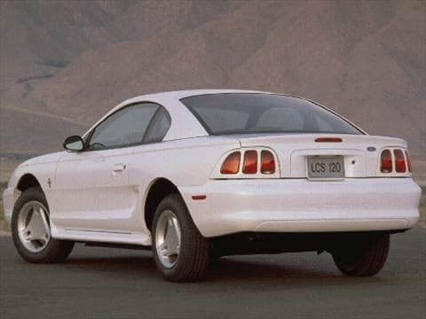 1996 Ford Mustang Coupe 2D  photo