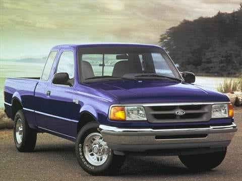 1996 Ford Ranger Super Cab Pickup  photo