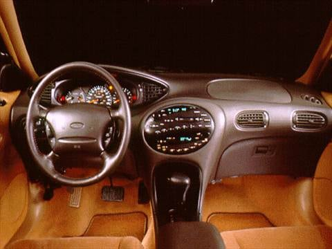 1996 ford taurus Interior
