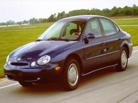 1996 ford taurus wagon specs