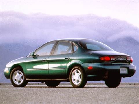 1996 ford taurus sho sedan 4d pictures and videos kelley blue book. Black Bedroom Furniture Sets. Home Design Ideas