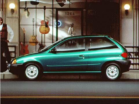 Kelley Blue Book Used Cars Trade In Value >> 1996 Geo Metro | Pricing, Ratings & Reviews | Kelley Blue Book