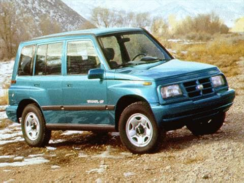 1996 geo tracker lsi sport utility 4d pictures and videos kelley blue book. Black Bedroom Furniture Sets. Home Design Ideas