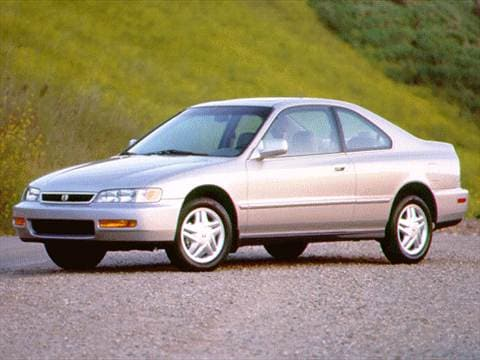 1996 Honda Accord LX Coupe 2D  photo