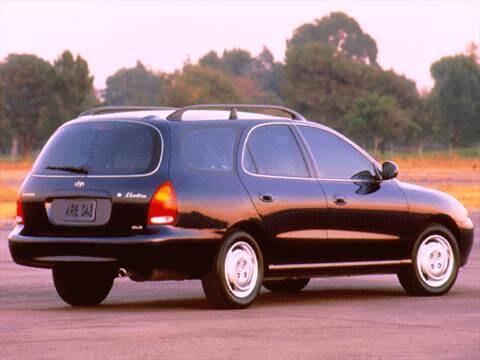 1996 Hyundai Elantra Pricing Ratings Amp Reviews Kelley