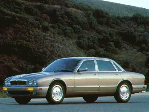 1996 jaguar xj | pricing, ratings & reviews | kelley blue book