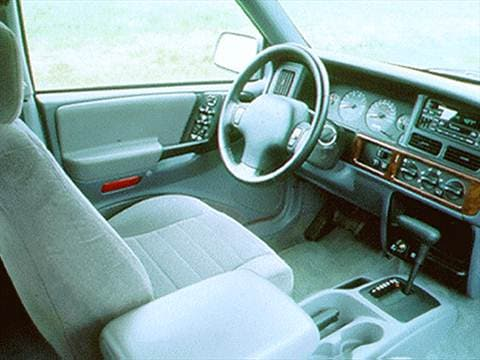 ... 1996 Jeep Grand Cherokee Interior
