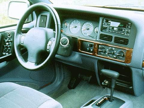 ... 1996 Jeep Grand Cherokee Interior ...