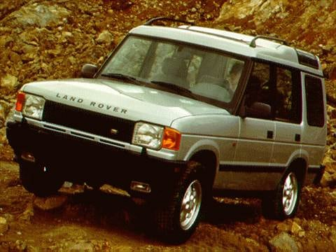 1996 Land Rover Discovery | Pricing, Ratings & Reviews | Kelley Blue