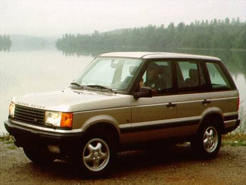 1996 Land Rover Range Rover 4.0 SE Sport Utility 4D  photo